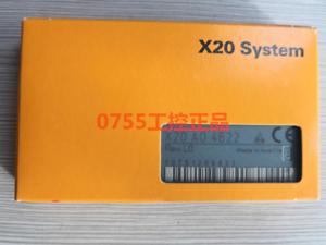 NEW  X20AO4622 Free shipping