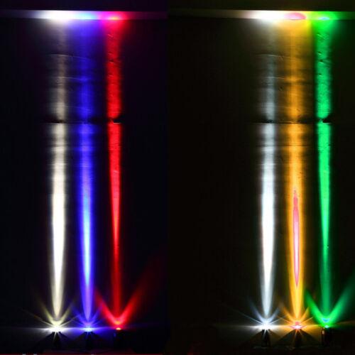 Outdoor 3W//10W LED Waterproof Explore Light Remote Spotlight Laser Gun Lamp Roof