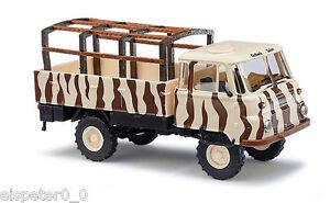 Busch-50226-Robur-Lo-2002-A-Safari-H0-Car-Model-1-87