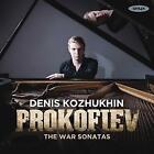 Klaviersonaten 6-9 von Denis Kozhukhin (2013)