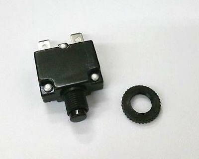 NEW 30 Amp Pushbutton Circuit Breaker ~ Zing Ear ZE-700-30 30A