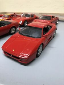 1995 Ferrari F355 Berlinetta Von Ut Models 1 18 Ebay