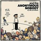 "De La Soul & The Anonymous Nobody 12"" 2lp Vinyl 2016 Grammy Award Winners"