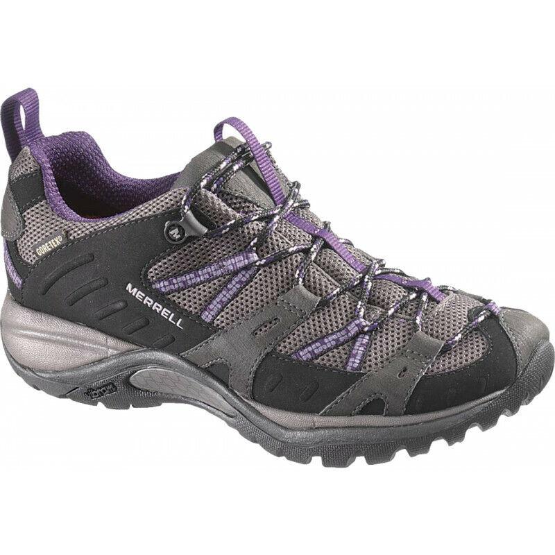Womens Merrell Siren Sport  Gore-tex Womens Walking Boots - Grey  zero profit