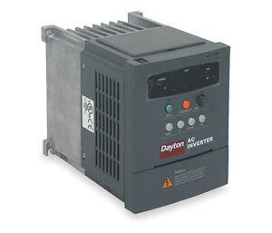 Delta VFD-002S21A Frequency Inverter Drive 1PH 1//4HP 230V