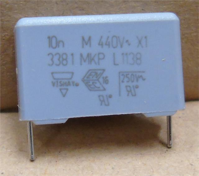 Resistencia De Metal óxido THT 20x MOF5WS-100R 100Ω 5 W ± 5/% Ø6x17mm conduce