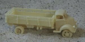 G198TW A MGM 080-196 1//72 Resin WWII German Ford Truck V3000A