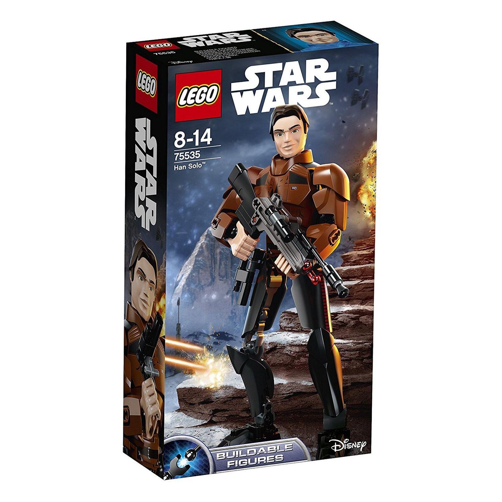LEGO 75535 - Star Wars - Han Solo, baubare Figur