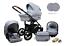 miniatura 4 - TRIO 3in1 OPTIMAL SET CARROZZINA +PASSEGGINO+SEGGIOLINO+ OVETTO BABY