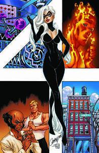 Black-Cat-4-Marvel-J-Scott-Campbell-Virgin-Variant-Fantastic-Four-Spider-Man