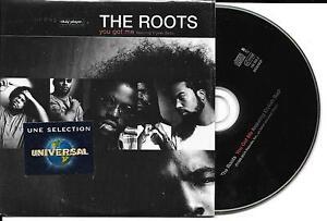 CD-CARDSLEEVE-THE-ROOTS-YOU-GOT-ME-2-VERSIONS-DE-1998-TRES-BON-ETAT
