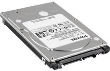 "NUOVO Toshiba HGST 500GB 7200rpm 2.5"" Sata per Laptop Hard Disk Drive MK 5061 GSYN"