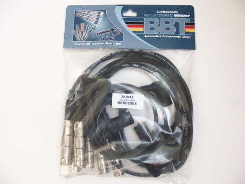 7 cable de encendido 1 tapa 1 rotor 6 bujía mercedes-benz w201 190 w124 w126 260 300
