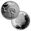 2018 1 OZ Moa Coin! New Zealand Silver $5 Dollars Proof Coin