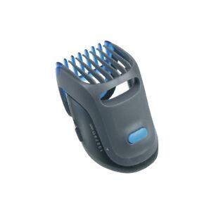 Adattatore-cruZer6-grigio-blu-rasoio-Macchinetta-per-tagliare-i-capelli