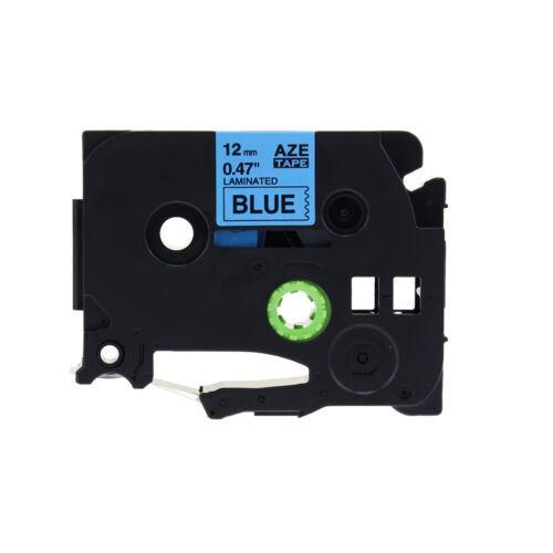 12mm TZ231 TZe231 Compatible Brother P-Touch Label Tape PT-D210 PT-1010 1280