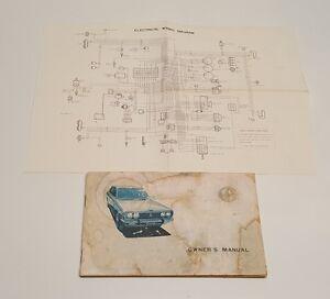 1970 toyota corona owners manual original user guide book oem rh ebay com Toyota Cressida Toyota Corona Wagon