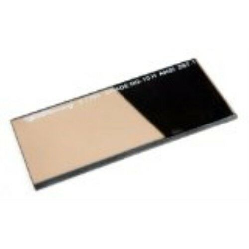 Forney 57061 Lens Replacement Gold Welding Filter Shade-1 2-Inch-by-4-1//4-Inch