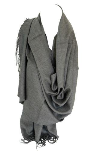 Plain Super Soft Feel High Quality Egyptian Cotton Scarves Shawl Wrap Hijab