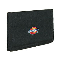 Dickies Men's Nylon Trifold Wallet With Fabric Hook And Loop Closure on sale
