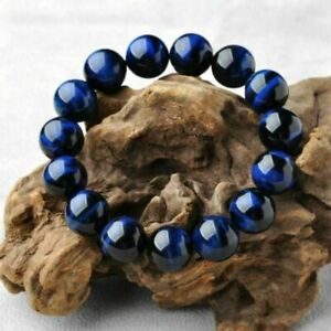 Neutral-Blue-Tiger-Eye-Bracelets-Men-Natural-Stone-Charm-Beads-Bracelet