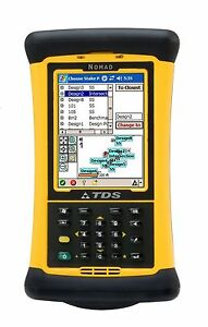 Tds Trimble Nomad800lc Rugged Mobile Pda Data Collector