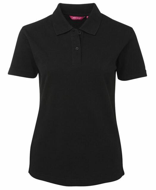 9298f26c32d1e Ladies Signature Plain Polo Women Luxury Casual Collar Knit Shirt ...