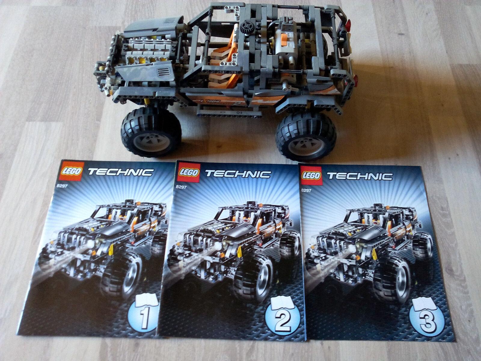 Lego Technic Technik 8297 Off Roader   GUTER ZUSTAND - RARITÄT