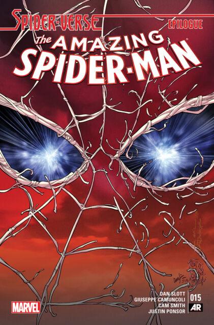 AMAZING SPIDER-MAN #15 (VOL. 3) Spider-Verse Epilogue