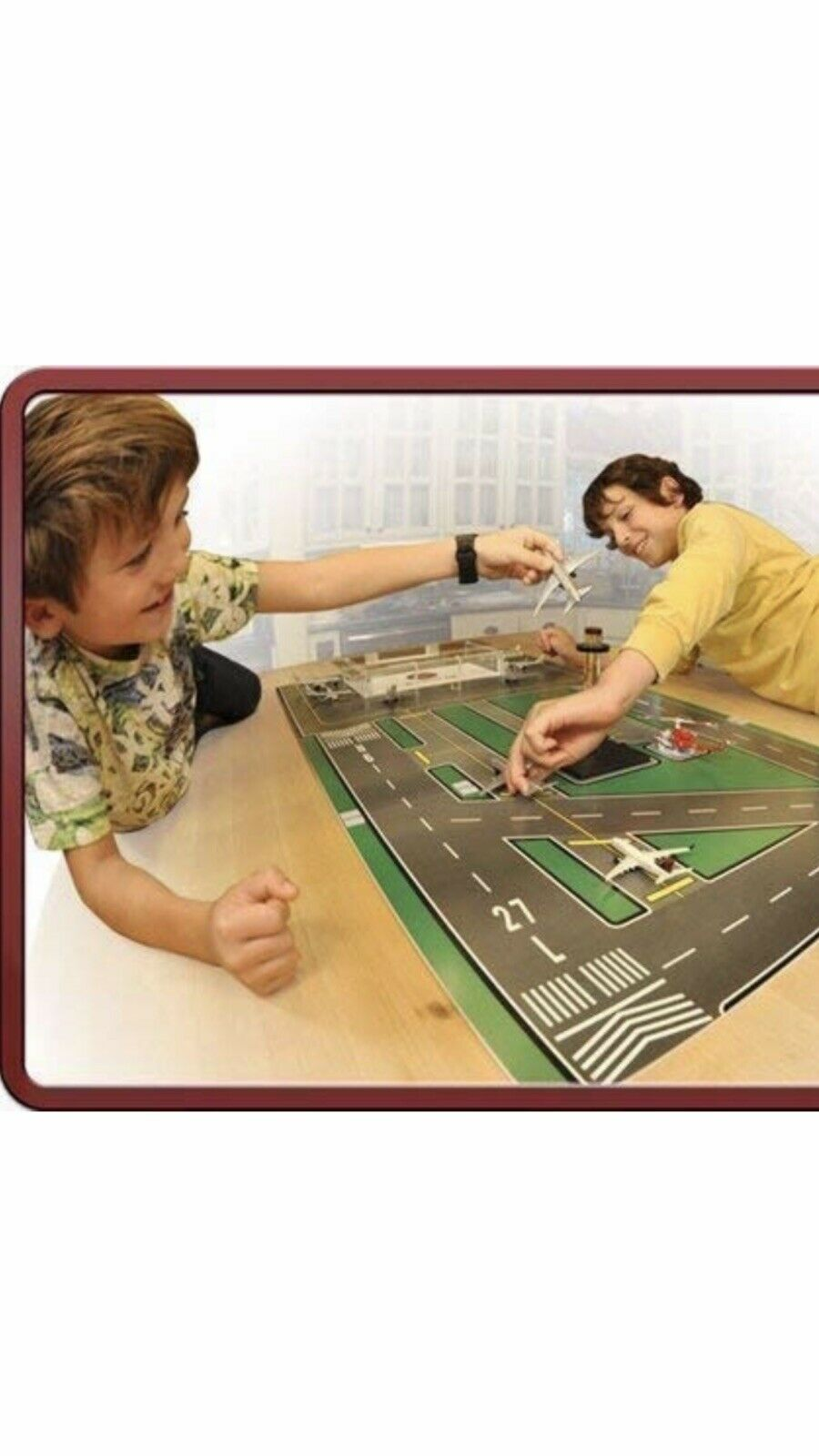 The Red Dog Air's Original Airport Set™ Last 45 Sets  Seconds Only  Foldable