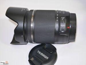 Tamron-Zoom-Objektiv-18-200-mm-1-3-5-6-3-DI-II-VC-Canon-AF-62-neuwertig