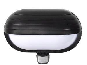 Plafoniera Con Sensore Crepuscolare : Plafoniera da parete con rilevatore movimento sensore pir maclean