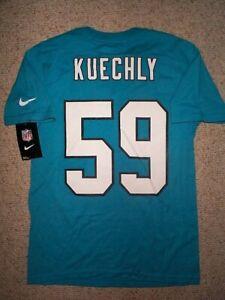 Details about ($28) NIKE Carolina Panthers LUKE KUECHLY Jersey Shirt YOUTH KIDS BOYS (L-LARGE)
