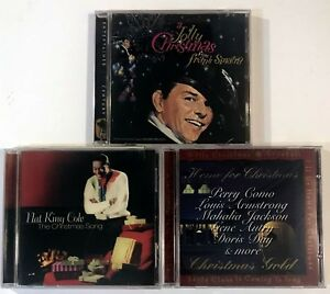 Nat King Cole Christmas.Details About 3 Cd S Christmas Frank Sinatra Jolly Nat King Cole Christmas Song Home For X