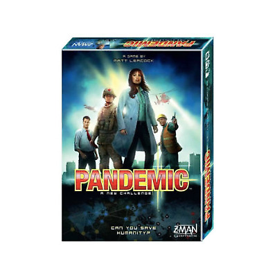 Pandemic Original Edition Board Family Game Gift