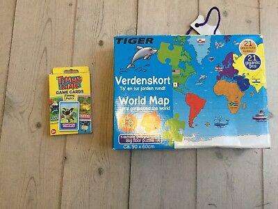515860d2779 Find Verdens i Spil - puslespil - Køb brugt på DBA