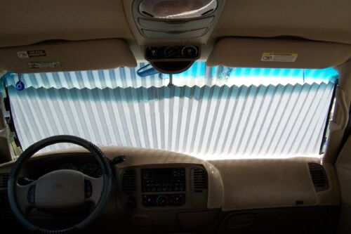 The Shade Retractable Windshield Sunshade 2012-2016 FORD FOCUS