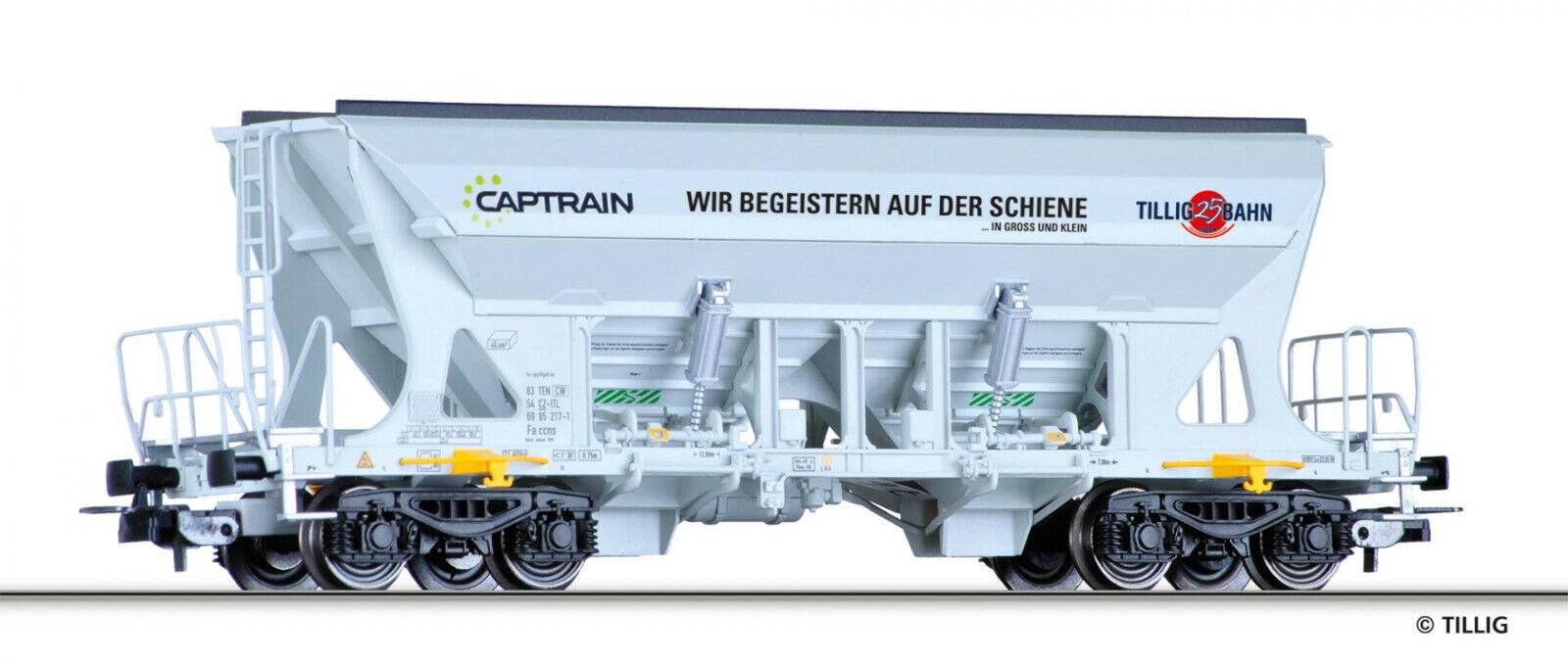 Tillig 501879 Selbstentladewagen Faccns der ITL (Captrain), Ep.VI NEU OVP