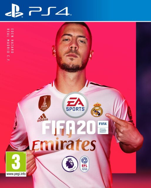 FIFA 20 (PS4) Out 27th Sept New & Sealed UK PAL Free UK P&P