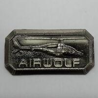Airwolf Die-Cast Metal Pin - 1¾ - Free S&H (AWPI-01)