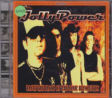 THE JOLLY POWER - taste the blood of the sonic revolution CD