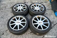 Toyota Aristo Tte Oem Wheels Rims Set Kit Oem Jdm Jzs161 Lexus Gs300 Trd