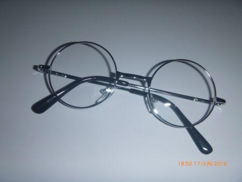Sunglasses Round Gold Metal Kid/'s Retro Cool Classic John Lennon Vintage UV 400