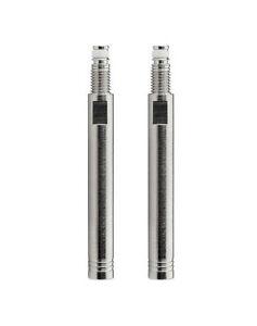 Continental-Alloy-Innertube-Valve-Extenders-Extension-2-x-60mm