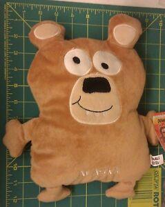 Alaska-Beastie-Stuffed-Animal-Denali-Grizzly-Bear-super-cute-plush-toy-New