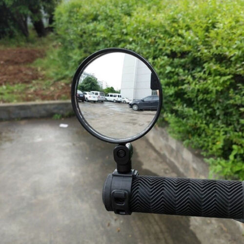 360° Rotate Flexible Handlebar Rearview Mirror for Bike Bicycle Cycling Mirror