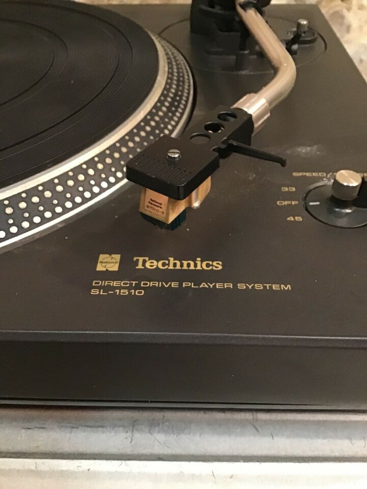 Pladespiller, Technics, SL1510