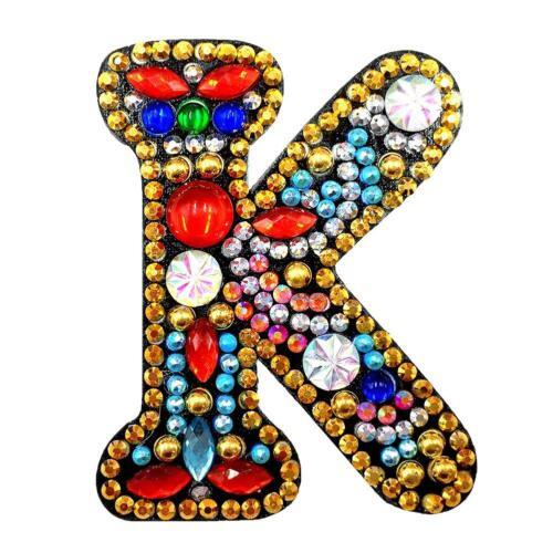 5D DIY Diamond Painting Keychain Keyring Handmade Pendant Keyring Key Chain Gift