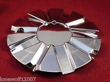 Lexani Wheels Chrome Custom Wheel Center Cap # C-113-2 (1)