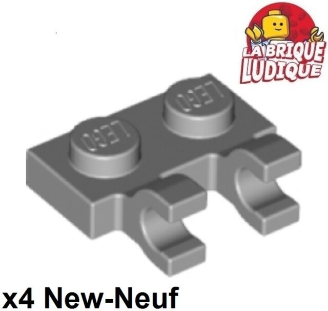 4 x Viertelrundplatte Viertelkreis 6x6 dunkelgrau LEGO 6003 NEUWARE